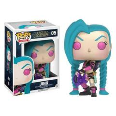 POP! League Of Legends Jinx