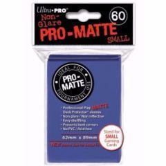 Ultra Pro Mini Blue Matte (Yu-Gi-Oh!)