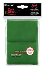 Ultra Pro Standard 100 Count Green (MTG, Pokemon)
