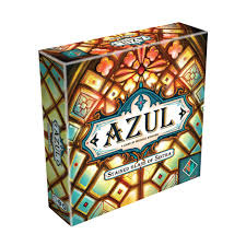 Azul - Stained Glass of Sinatra