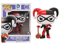 POP! Heroes Harley Quinn With Mallet