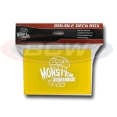 Yellow Monster Double Deck Box