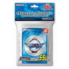 Konami Duelist Card Protector Vrains Ver. 2 (55 Pieces)