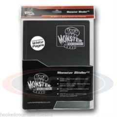 Monster 9 Pocket Binder (Black)