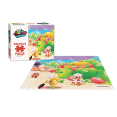 Puzzle 200pc Super Mario Odyssey: Luncheon Kingdom