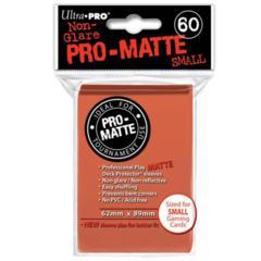 Ultra Pro Mini Peach Matte (Yu-Gi-Oh!)