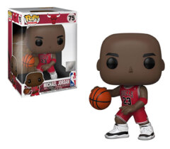 POP! Michael Jordan (Red Away Jersey) #75