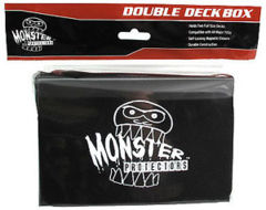Black Monster Double Deck Box