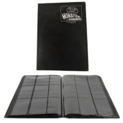 Monster - Mega Monster Binder (Black)