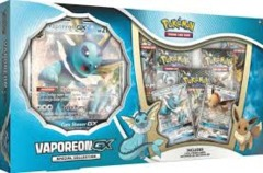 Pokemon - Special Collection - Vaporeon GX