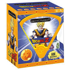 Trivial Pursuit: Dragon Ball Z