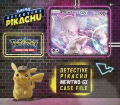 Pokemon Detective Pikachu Mewtwo Case File