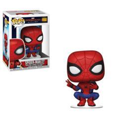 POP! Spider-Man Far from Home - Spider-Man (Hero Suit) #468
