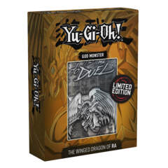 Yu-Gi-Oh! Limited Edition God Card - The Winged Dragon of Ra