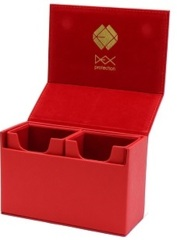 DEX The Dualist Deck Box (Red)