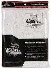 Monster Binder 9-Pocket (Marble)