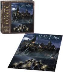 Puzzle 550pc Harry Potter World of Harry Potter