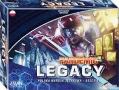 Pandemic - Legacy Season 1 (Blue)