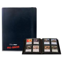 Ultra Pro 4 Pocket Pro-Binder (Black)