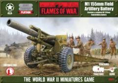 M1 155 Field Artillery Battery