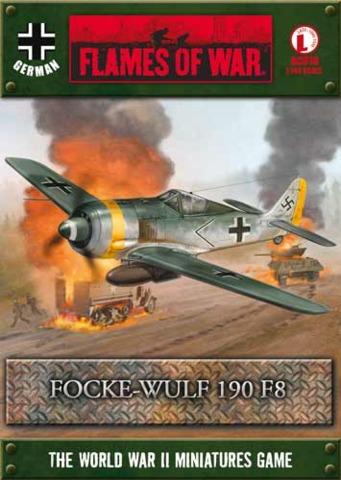 Focke-Wulf 190 F8