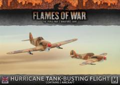 Hurricane Tank-Busting Flight