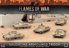 Valentine Armoured Troop