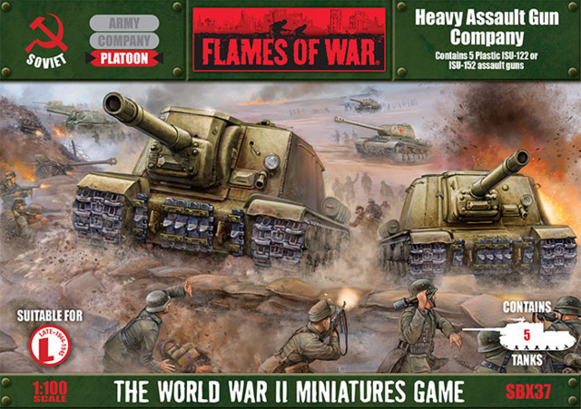 Heavy Assault Gun Company - Assault Guns