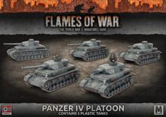 Panzer IV Platoon