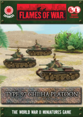 Type 97 CHI-HA Platoon