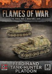 Ferdinand Tank-Hunter Platoon