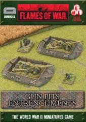 Gun Pits Entrenchments