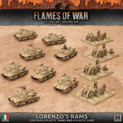 Lorenzo's Rams