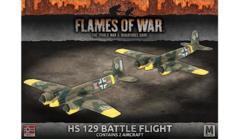 HS 129 Battle flight