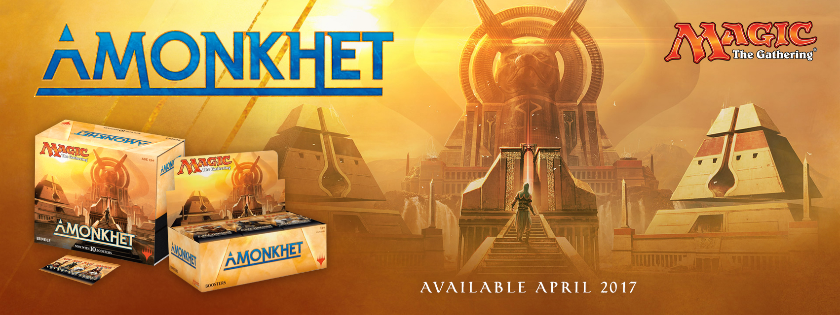 Get Amonkhet Here!
