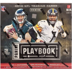 2016 Panini Playbook