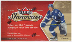 2014-15 Upper Deck Fleer Showcase