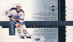 2001-02 Upper Deck Premier Collection