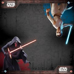 Star Wars Destiny Two Player Playmat
