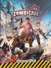 Zombicide Chronicles: RPG + Add-Ons