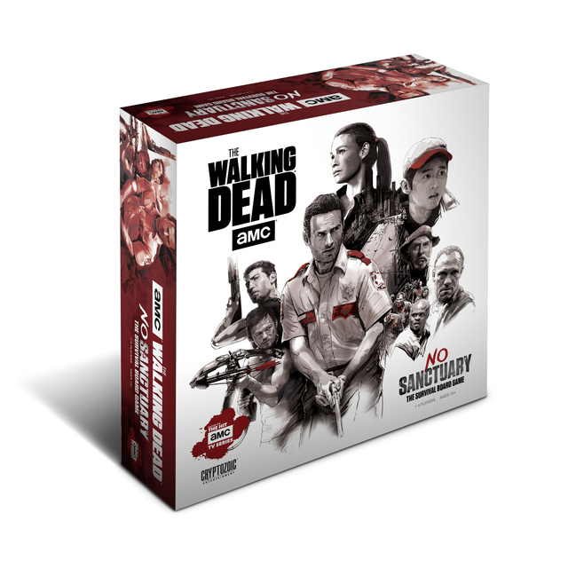 The Walking Dead: No Sanctuary(plastic minis)
