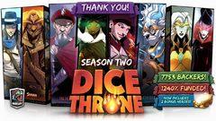 Dice Throne Season 2 Battle Chest Bundle