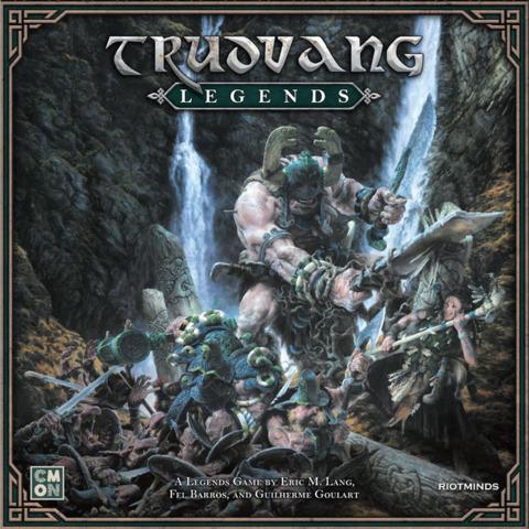 Trudvang Legends Core Game