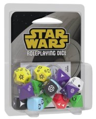 Star Wars Role Playing Dice