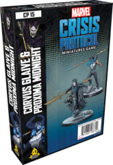 Marvel: Crisis Protocol: Corvus Glaive and Proxima Midnight Character Pack
