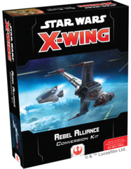 X-Wing 2nd Edition Rebel Alliance Conversion Kit