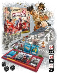 Zombicide 2nd Ed - Presidential + Add-ons