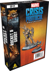 Marvel: Crisis Protocol: Rocket and Groot Character Pack