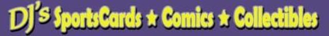 DJS SPORTSCARDS, COMICS & COLLECTIBLES