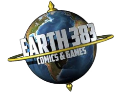 Earth 383 Comics & Games Elizabeth CIty